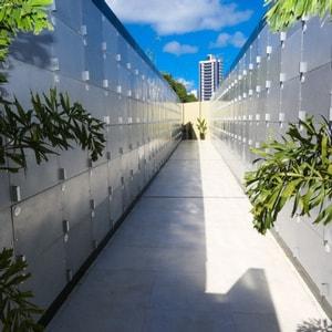 Novo Campo Santo foi inaugurado e apresenta tecnologia sustentável e inovadora