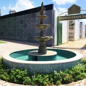 Cemitério Campo Santo amplia capacidade com novos módulos verticais de sepultamento