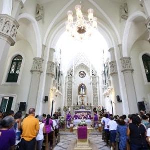 Campo Santo promoveu missas em homenagem ao Dia de Finados