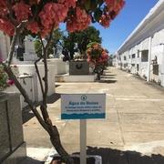Cemitério Campo Santo implanta sistema inovador de reuso de água