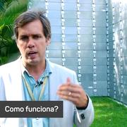 Campo Santo  tem tecnologia que envolve QR Code e gaveta sustentável